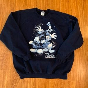 Vintage Disney Crewneck
